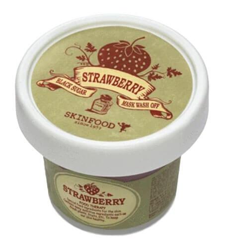Skinfood Black Sugar Strawberry Mask Wash-Off