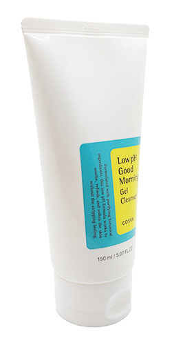 Cosrx Low pH Good Morning Gel Cleanser appearance