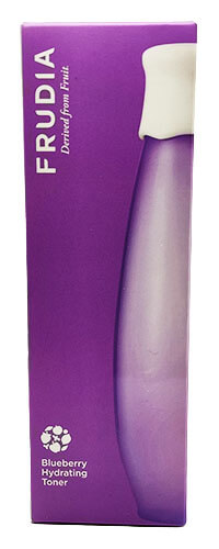 Frudia Blueberry Hydrating Toner packaging