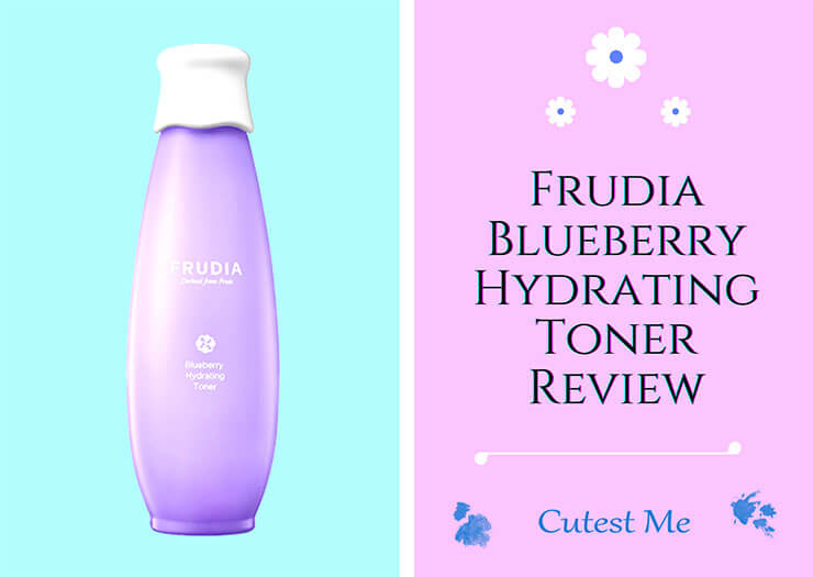 Frudia Blueberry Hydrating Toner review