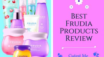 Best Frudia products