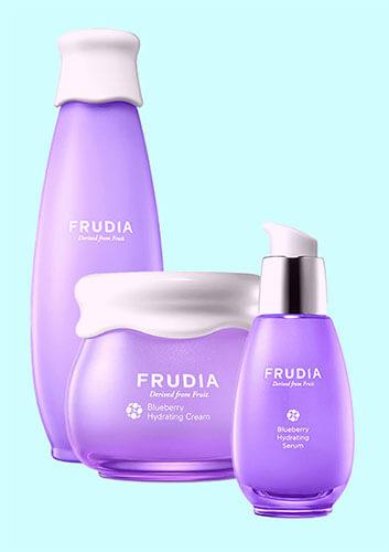 Frudia Blueberry Hydrating line