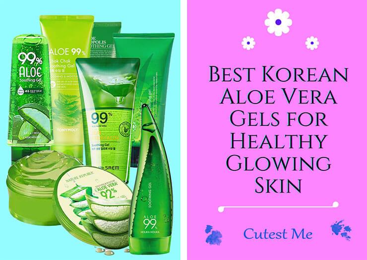Best Korean Aloe Vera Gel